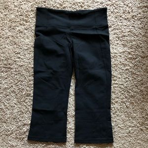 Size 8 Lululemon Crop Leggings